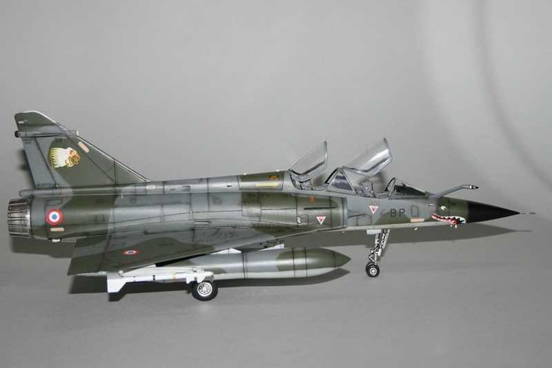 Mirage 2000N / 1:48 / Eduard от Seva74