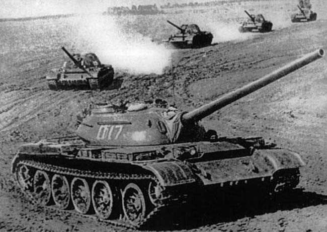 Советская боевая гусеничная техника в Афганистане