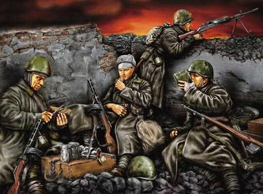 Оружие пехоты Второй мировой