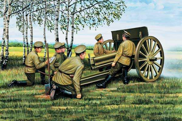 Звездный час артиллерии