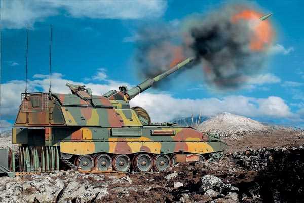 Артиллерия XXI века