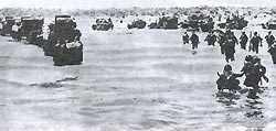 Высадка союзных войск в Нормандии. Июнь 1944 г.