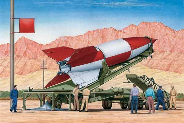 Дальний ракетный удар
