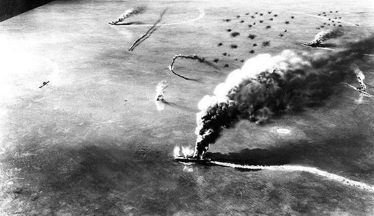 Морская битва за Филиппины
