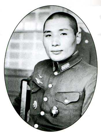 Майор Теруико Кобаяси.