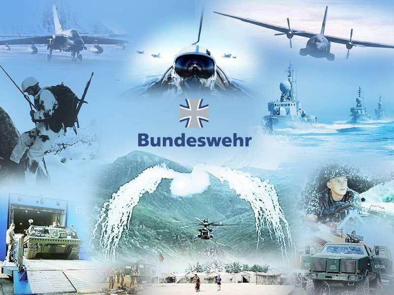 Лучшие фото Bundeswehr