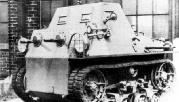 Легкие и средние танки Marmon Herrington CTL \ CTLS \ MTLS