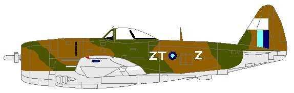 258-я истребительная эскадрилья Королевских ВВС.
