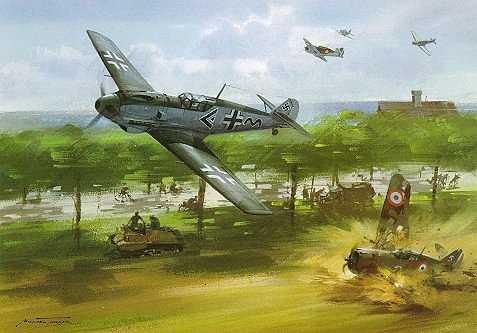 Проблемы Люфтваффе накануне войны с СССР