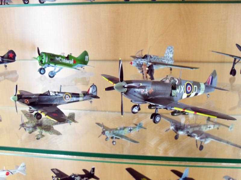 Supermarine Spitfire  IX , «EDUARD». 1/48 от Hans