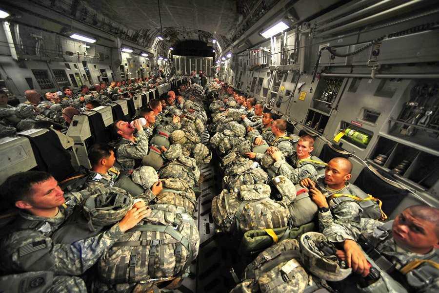 Лучшие фото американской армии