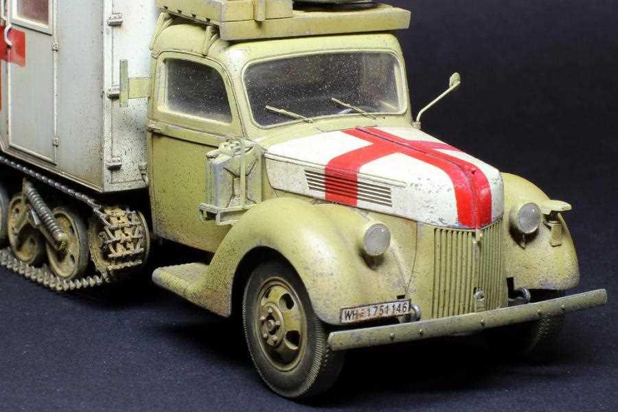 Ford V3000S/SS Maultier от Seva74