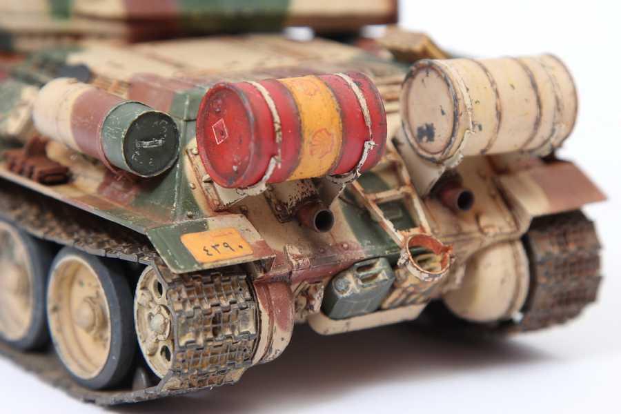 Т-34-100 Египет от FreeMan