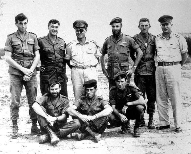 Израильский Спецназ. История.
