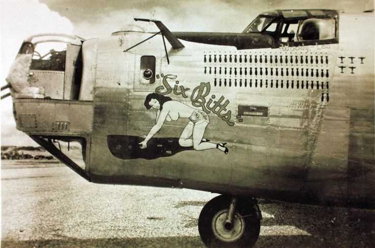 Lovely-Ladies-Painted-On-WWII-Fighter-Planes-50