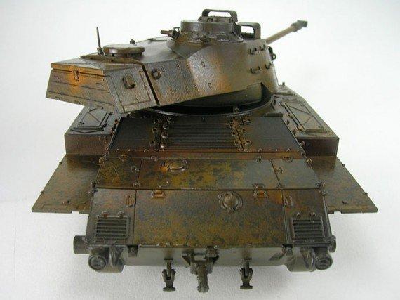 Технологии Иэна Хамильтона: Ржавый M41